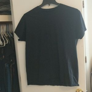 Nwot black shirt large